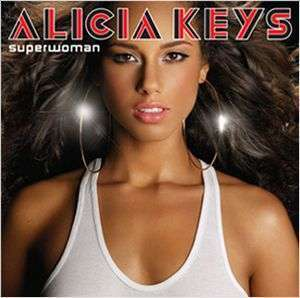 Coverafbeelding Superwoman - Alicia Keys