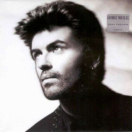 Coverafbeelding Heal The Pain - George Michael