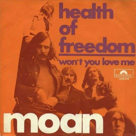 Coverafbeelding Moan - Health Of Freedom