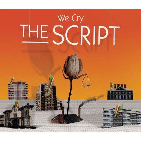 Coverafbeelding We Cry - The Script