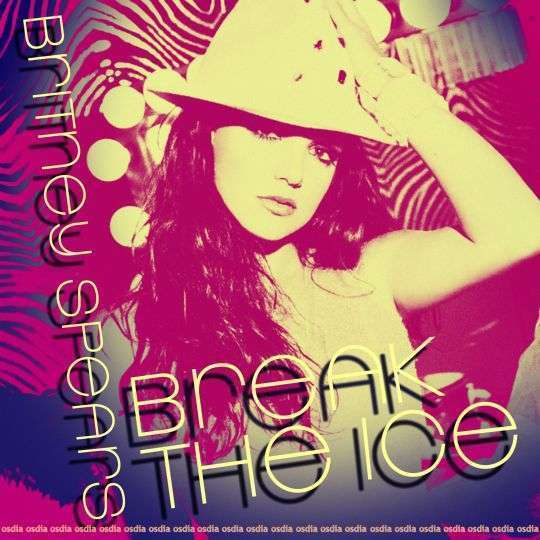 Coverafbeelding Break The Ice - Britney Spears