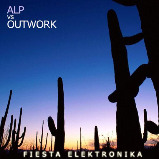 Coverafbeelding Alp vs Outwork - fiesta elektronika