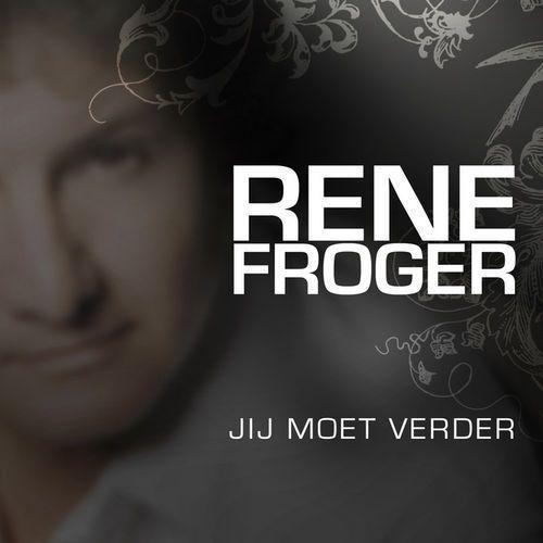 Coverafbeelding Jij Moet Verder - Rene Froger