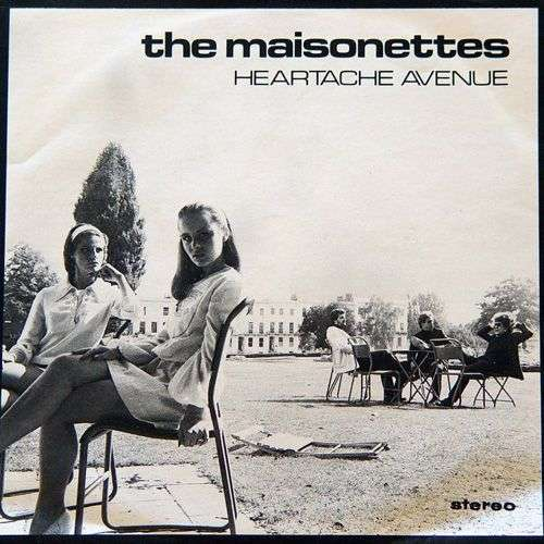 Coverafbeelding The Maisonettes - Heartache Avenue