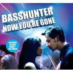 Coverafbeelding Now You're Gone - Basshunter Feat Dj Mental Theo's Bazzheadz