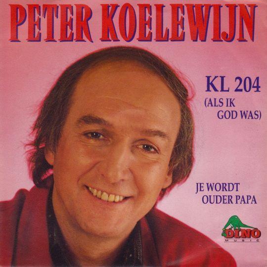Coverafbeelding Kl 204 (Als Ik God Was) - Peter Koelewijn