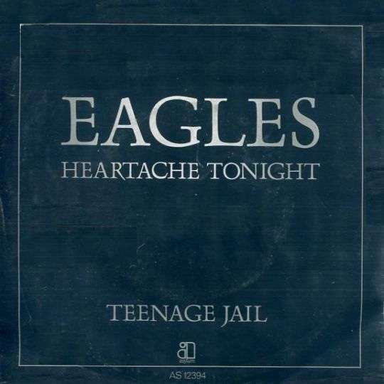 Coverafbeelding Heartache Tonight - Eagles