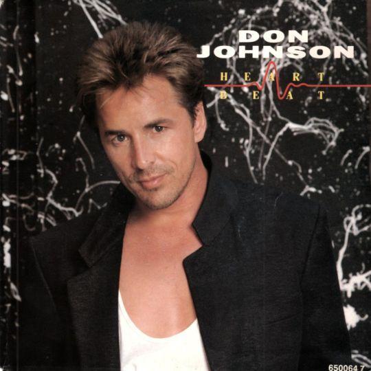 Coverafbeelding Don Johnson - Heartbeat