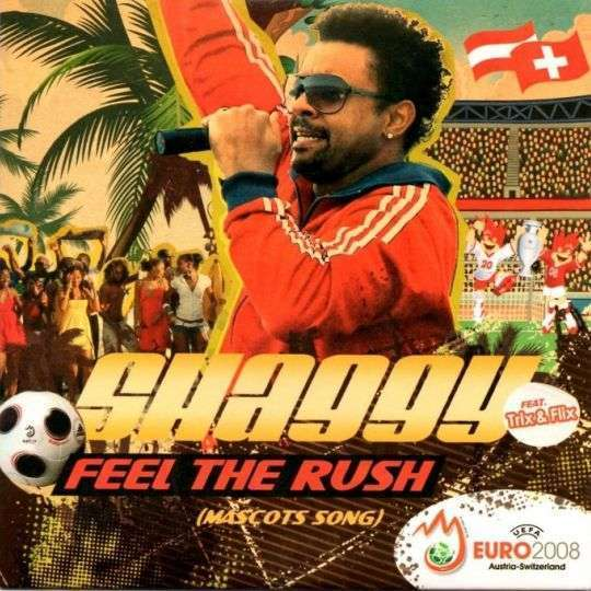 Coverafbeelding Shaggy feat. Trix & Flix - Feel The Rush (Mascots Song)