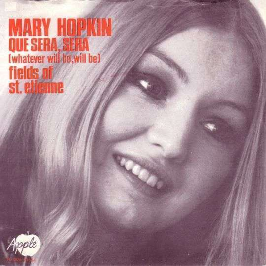 Coverafbeelding Que Sera, Sera (Whatever Will Be, Will Be) - Mary Hopkin
