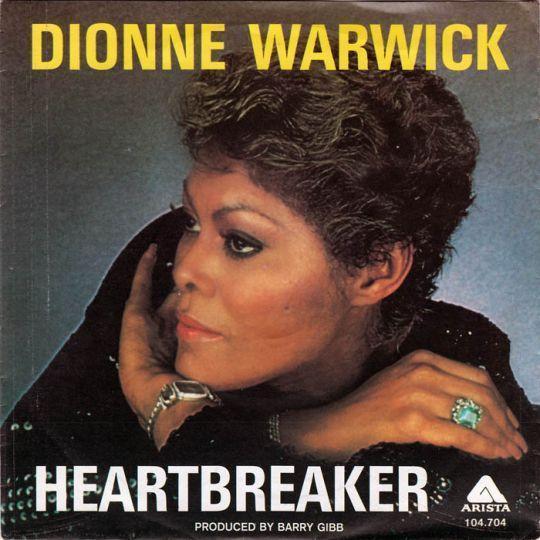 Coverafbeelding Heartbreaker - Dionne Warwick