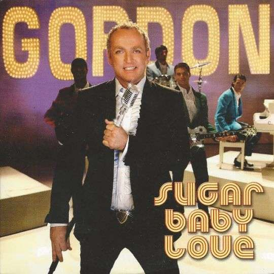 Coverafbeelding Sugar Baby Love - Gordon