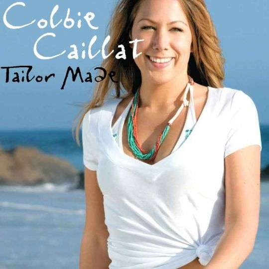 Coverafbeelding Tailor Made - Colbie Caillat