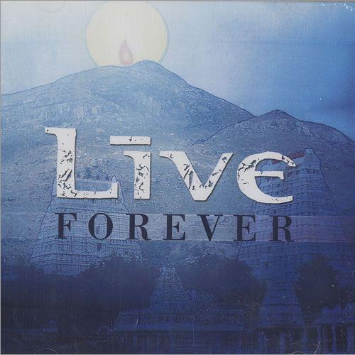 Coverafbeelding Forever - Live