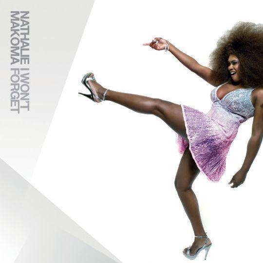 Coverafbeelding I Won't Forget - Nathalie Makoma