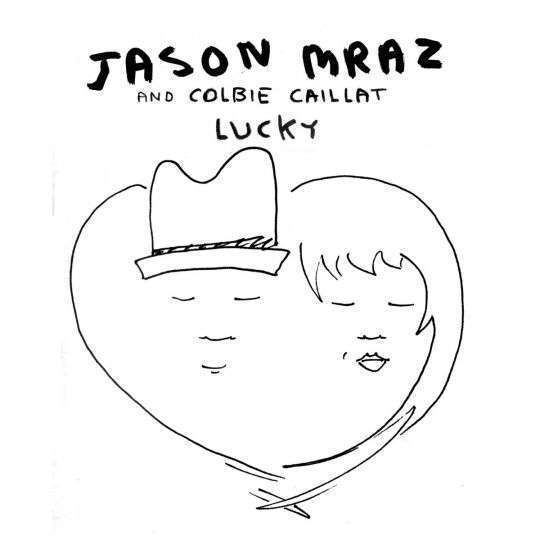 Coverafbeelding Lucky - Jason Mraz And Colbie Caillat