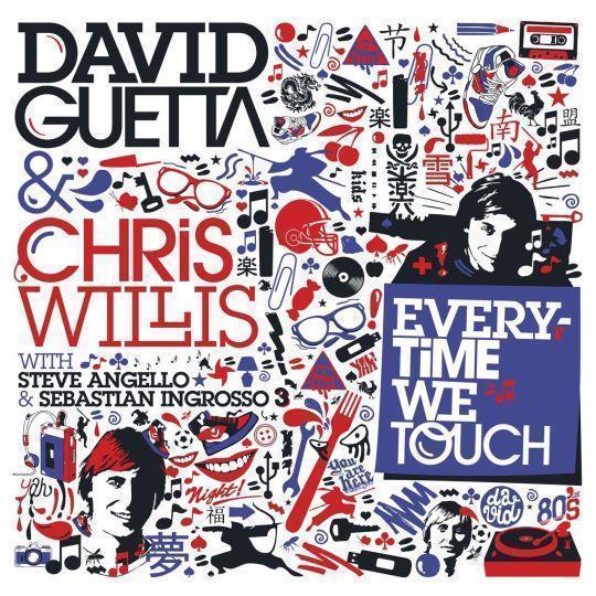 Coverafbeelding Everytime We Touch - David Guetta & Chris Willis With Steve Angello & Sebastian Ingrosso