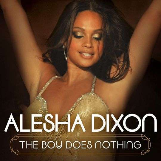 Coverafbeelding Alesha Dixon - The boy does nothing