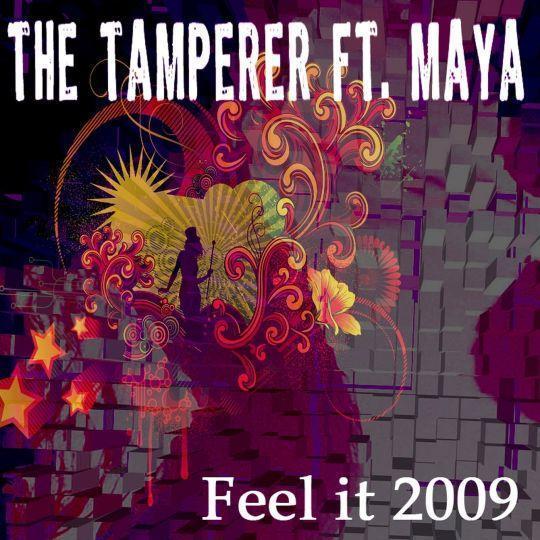 Coverafbeelding Feel It 2009 - The Tamperer Ft. Maya