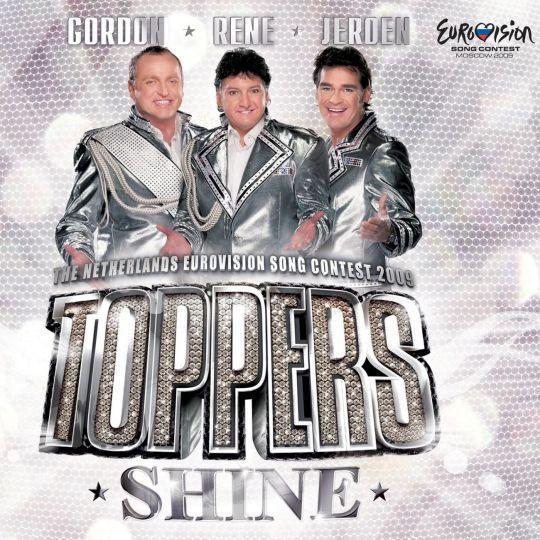 Coverafbeelding Shine - Toppers [Gordon & Rene & Jeroen]