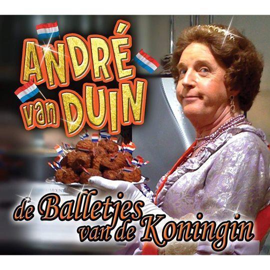 Coverafbeelding De Balletjes Van De Koningin - André Van Duin