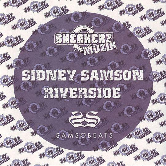Coverafbeelding Riverside - Sidney Samson
