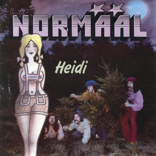 Coverafbeelding Heidi - Normaal