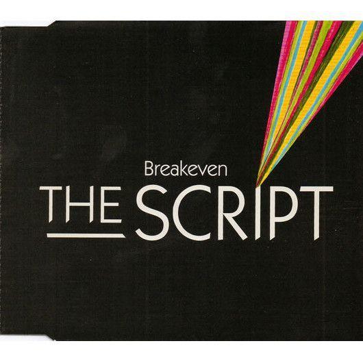 Coverafbeelding Breakeven - The Script