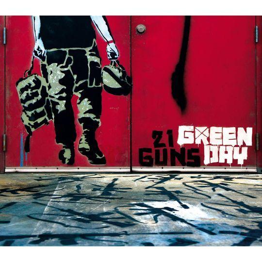 Coverafbeelding 21 Guns - Green Day
