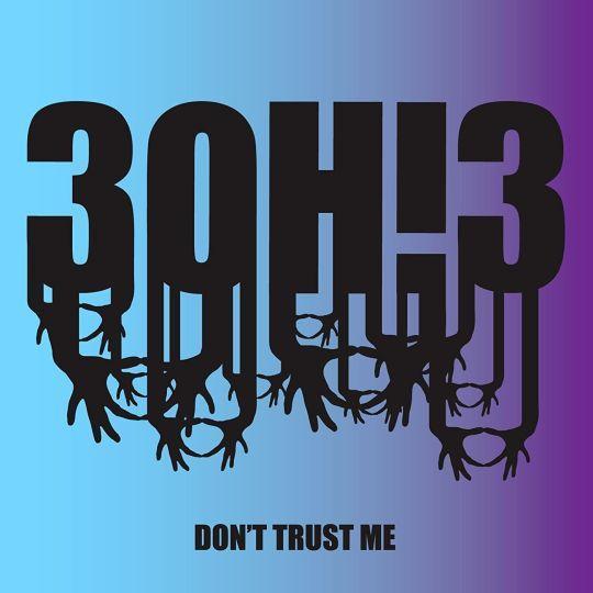 Coverafbeelding Don't Trust Me - 3Oh!3