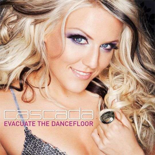 Coverafbeelding Evacuate The Dancefloor - Cascada