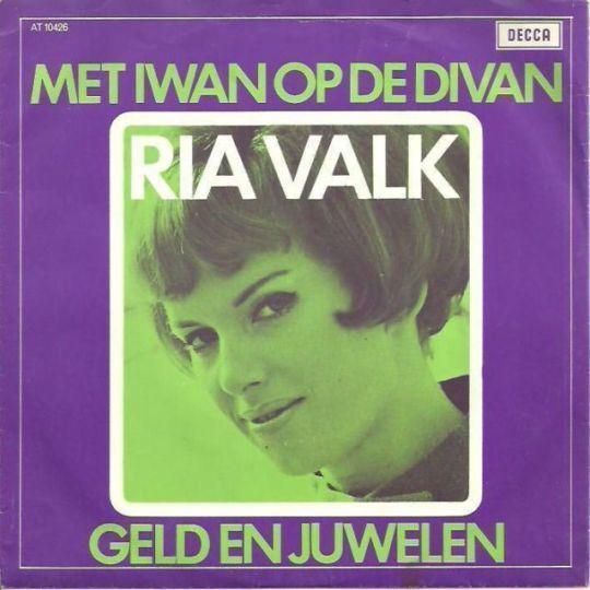 Coverafbeelding Met Iwan Op De Divan - Ria Valk