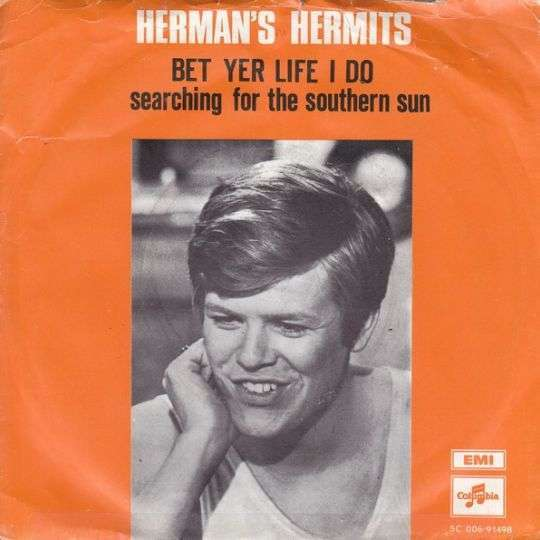 Coverafbeelding Bet Yer Life I Do - Herman's Hermits