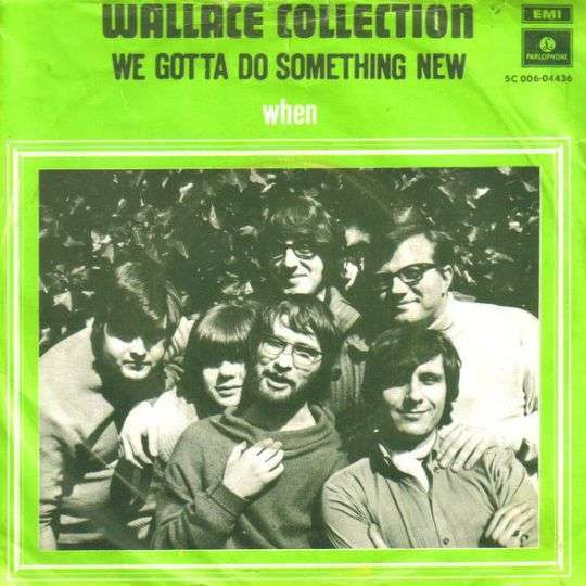 Coverafbeelding We Gotta Do Something New - Wallace Collection