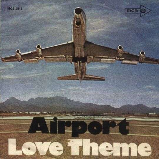 Coverafbeelding Vincent Bell - Airport Love Theme