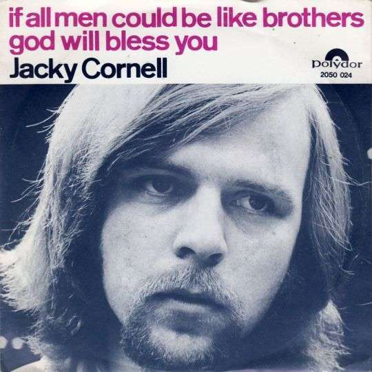 Coverafbeelding Jacky Cornell - If all men could be like brothers