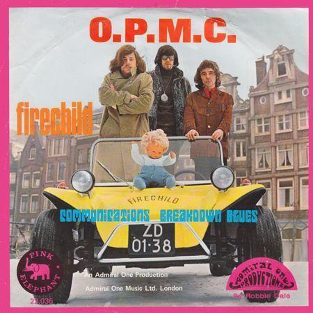 Coverafbeelding O.P.M.C. - Firechild