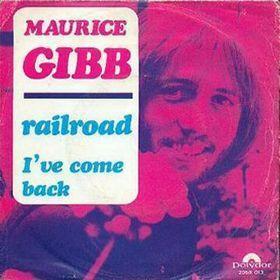 Coverafbeelding Maurice Gibb - Railroad