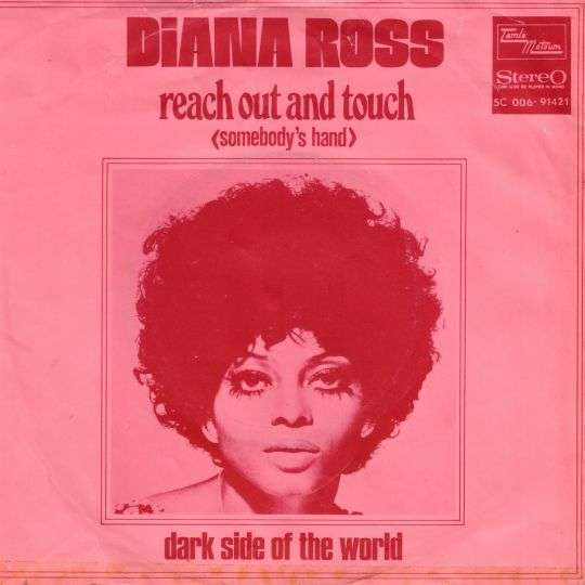 Coverafbeelding Diana Ross - Reach Out And Touch (Somebody's Hand)