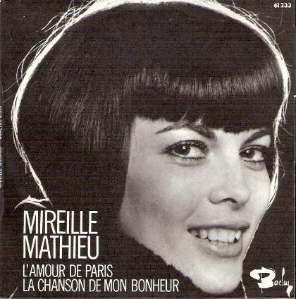 Coverafbeelding La Chanson De Mon Bonheur - Mireille Mathieu