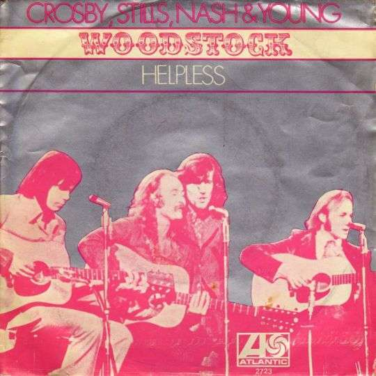 Coverafbeelding Woodstock - Crosby, Stills, Nash & Young