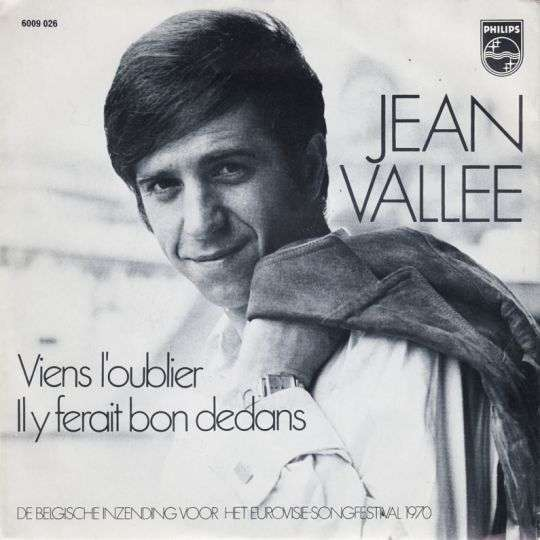 Coverafbeelding Viens L'oublier - Jean Vallee