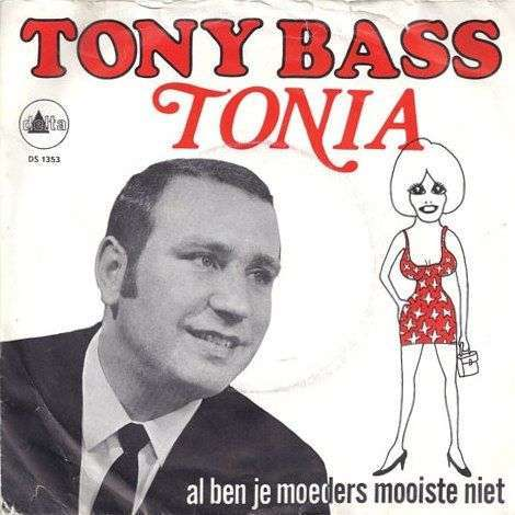 Coverafbeelding Tonia - Tony Bass