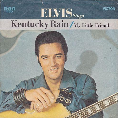 Coverafbeelding Elvis - Kentucky Rain