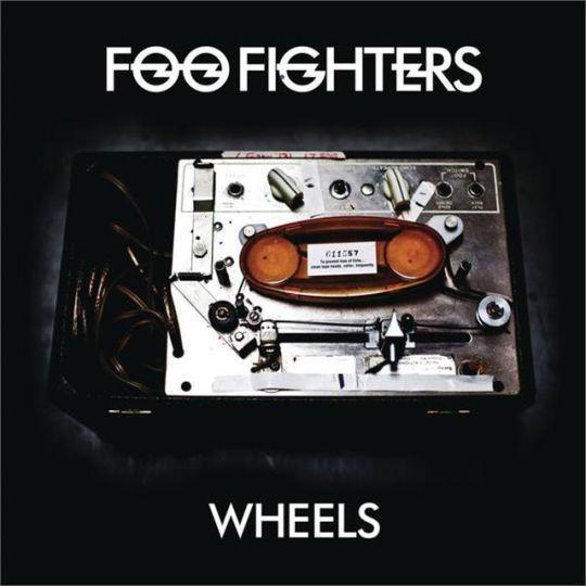 Coverafbeelding Wheels - Foo Fighters