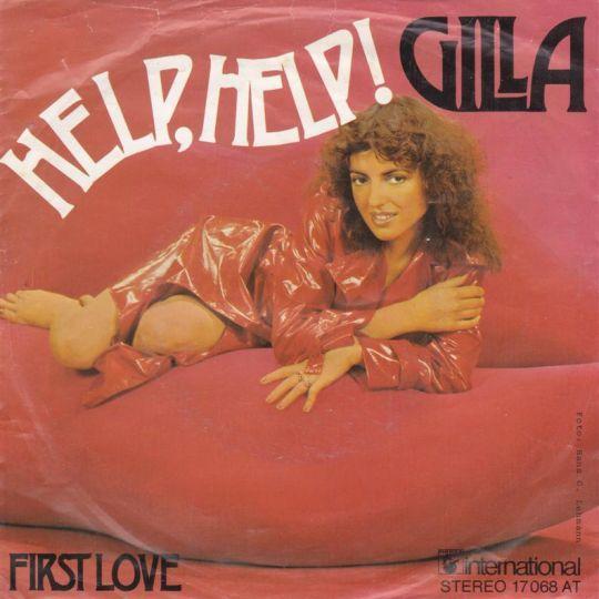 Coverafbeelding Gilla - Help, Help!