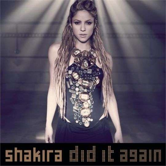 Coverafbeelding Did It Again - Shakira