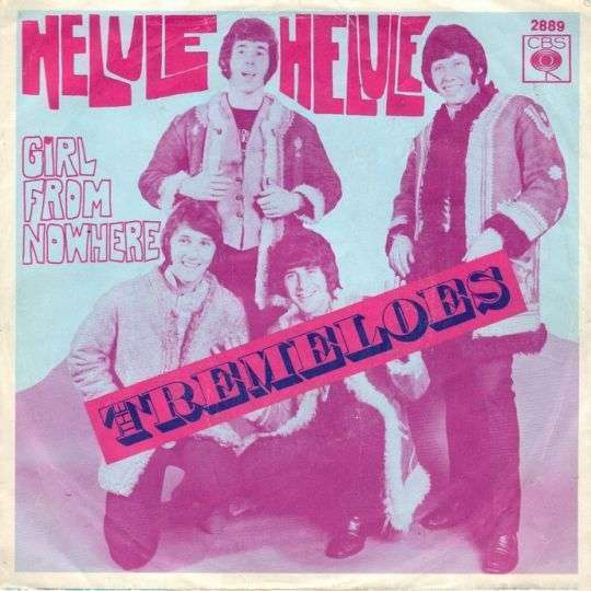 Coverafbeelding Helule Helule - The Tremeloes