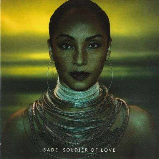 Coverafbeelding Soldier Of Love - Sade