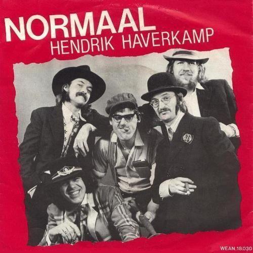Coverafbeelding Hendrik Haverkamp - Normaal
